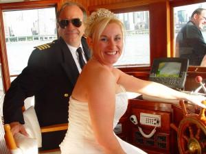 Yacht Weddings & Receptions NYC