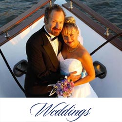 Yacht for Weddings in NYC