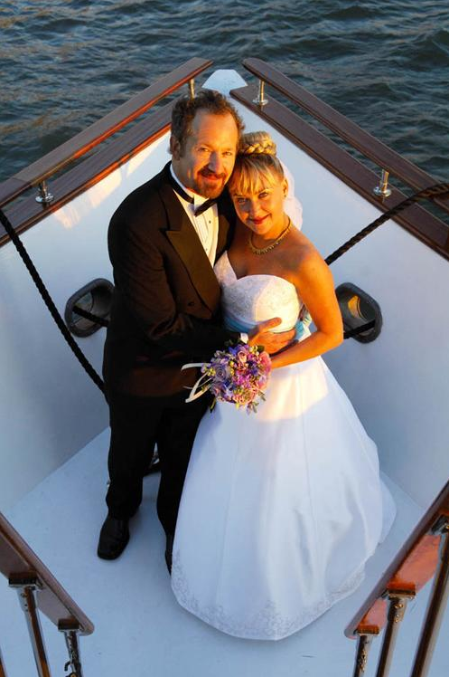 Just Engaged? Plan Your Nautical Wedding Aboard Motor Yacht Eastern Star