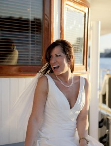 Chartered Yacht Wedding