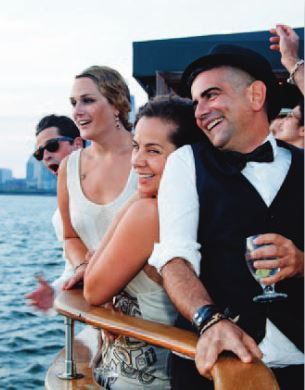 Spring NYC Private Yacht Charter