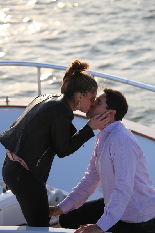 Surprise Your Partner with a Proposal and Celebration Aboard Eastern Star